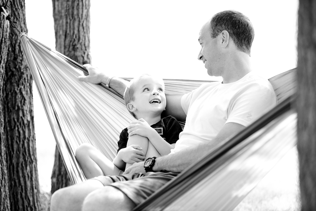 Niemand is zo aanwezig als een afwezige vader