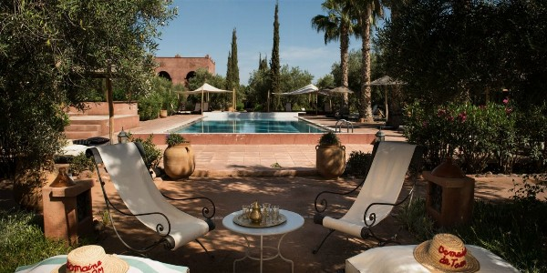 Luxe Body - Mind reis Marrakesh