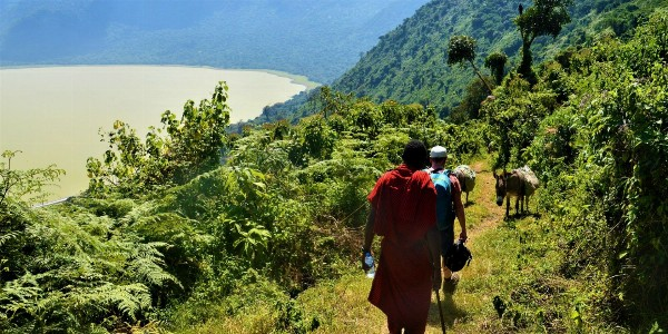 Mindful wandel - safari retraite Ngorongoro
