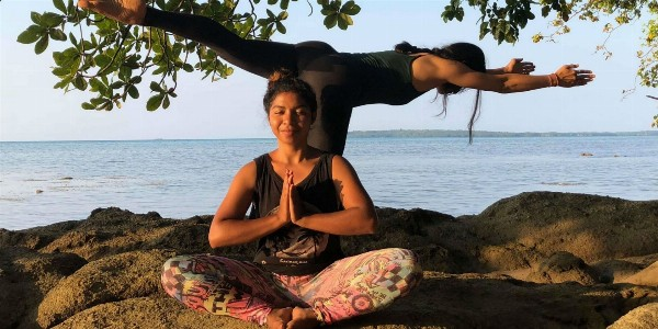 Yoga retraite in Indonesië