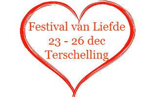Evenement: Festival van Liefde 23 tot 26 dec 2016