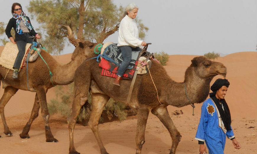 50-plus-reiziger wil weg vanmassa toerisme