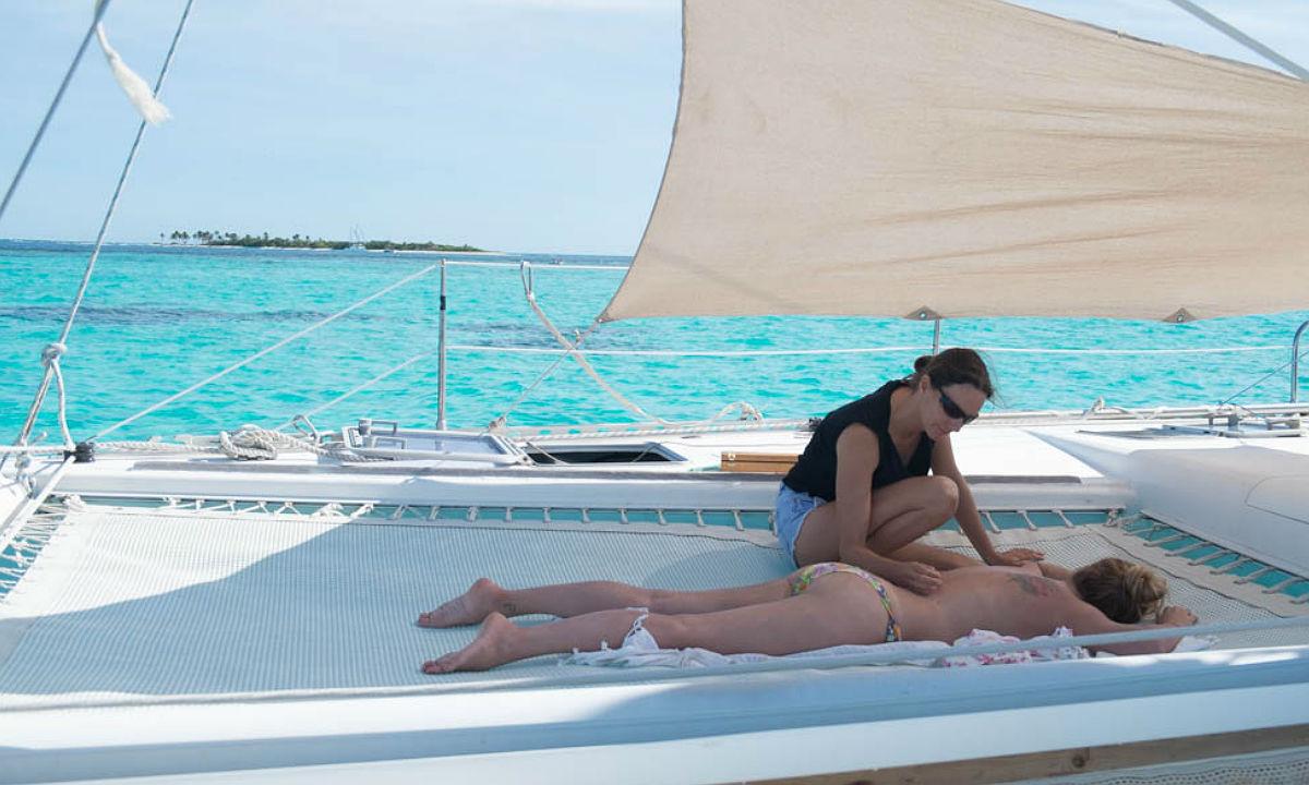 Coaching of meditatiein een retraite vakantie