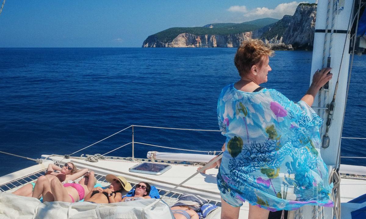 Bezinningsreizen op zee